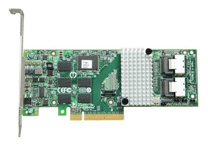 Avago Technologies MegaRAID SAS 9261-8i | SSDworks com